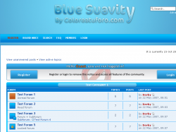 BlueSuavity