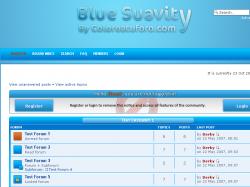 BlueSuavity